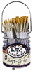 ROYAL BRUSH 002711 ROYAL SOFT-GRIP SYNTHETIC BRUSHES - 72CT
