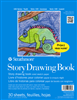 STRATHMORE 274080 STRATHMORE KIDS STORY DRAWING BOOK - 8.5X11